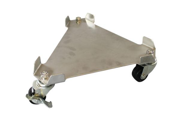 ステンレス三角台車 Sタイプ